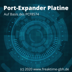How-To Port-Expander-Platine - PCF8574
